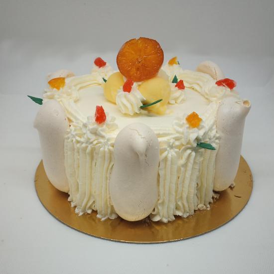 Vacherin Mandarine-Kalamansi 6p
